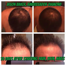It Works Hair Skin Nails Supplement And