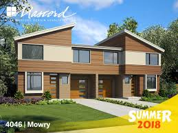 100 Contemporary Duplex Plans Mascord On Twitter Weve Been Working On Some Great New