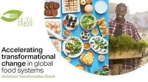 cuisine chagne 25 global companies launch fresh to create a global food change