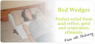 bed wedges uk range of bed wedge pillows to help combat acid reflux