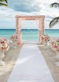 Beach Wedding Aisle Decorations That Will Make You Say WOW