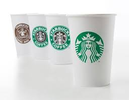 In North America Theyve Removed The Words Starbucks Coffee From Logo And Zoomed On Just Face Of Siren As More Refined