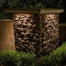 volt皰 undercover hardscape light cast brass lights outdoor