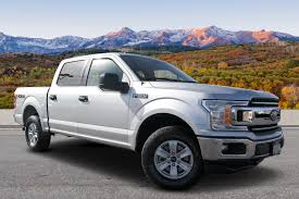 100 Trucks For Sale In Colorado Springs PreOwned 2018 D F150 XLT Crew Cab Pickup In