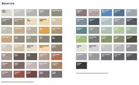 nuancier peinture facade exterieure 20 photos de béton ciré de couleur et béton coloré extérieur
