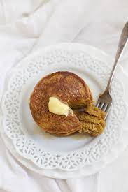 Pumpkin Pancakes With Gluten Free Bisquick by Blender Pumpkin Oatmeal Pancakes One Lovely Life