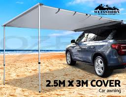 3M X 2.5M Car Side Awning Roof Rack Tents Shades Camping 4X4 4WD ... Amazoncom Rhino Rack Sunseeker Side Awning Automotive Bike Camping Essentials Arb Enclosed Room Youtube Retractable Car Suppliers And Pull Out For Land Rovers Other 4x4s Outhaus Uk 31100foxwawning05jpg 3m X 25m Extension Roof Cover Tents Shades Top Vehicle Awnings Summit Chrissmith Waterproof Tent Rooftop 2m Van For Heavy Duty Racks Wild Country Pitstop Best Dome 1300 Khyam Motordome Tourer Quick Erect Driveaway From