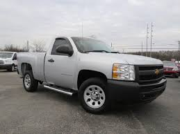 100 Used Work Trucks For Sale By Owner PreOwned 2013 Chevrolet Silverado 1500 Truck 2D Standard Cab
