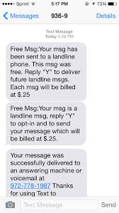 Solved I got a text message back saying the text I sent w Sprint munity