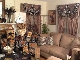 decorate the safari living room decor of a baby modern home