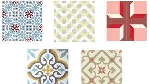 papier peint imitation carrelage cuisine stickers imitation carreaux de ciment papier peint imitation