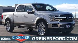 New 2018 Ford F-150 For Sale | Casper WY | Stock: JFC01520 2013 Ford F350 King Ranch Truck By Owner 136 Used Cars Trucks Suvs For Sale In Pensacola Ranch 2016 Super Duty 67l Diesel Pickup Truck Mint 2017fosuperdutykingranchbadge The Fast Lane 2003 F150 Supercrew 4x4 Estate Green Metallic 2015 Test Drive 2015fordf350supdutykingranchreequarter1 Harrison 2012 Super Duty Crew Cab Tuxedo Black Hd Video 2007 44 Supercrew For Www Crew Cab King Ranch Mike Brown Chrysler Dodge Jeep Ram Car Auto Sales Dfw