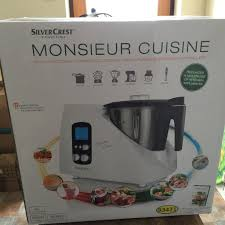 cuisine thermomix silver crest monsieur cuisine thermomix in poole dorset gumtree