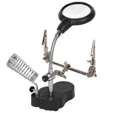 Lighted Magnifying Craft Lamp by Lighted Magnifiers Accent U0026 Decorative Lighting The Home Depot