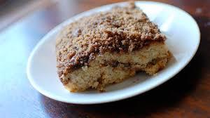 Double The Streusel Coffee Cake Recipe Genius Kitchen