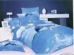 Blue Dolphin Queen Bedding Sets Quilt Duvet Covers Full forter