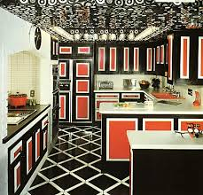Kitchen Colors Of The 50s 60s And 70s