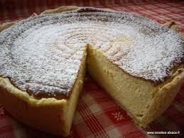 tarte sucree sans pate tarte au fromage blanc recettes d alsace