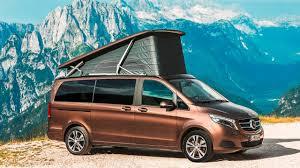 Mercedes Marco Polo Compact Camper Vans