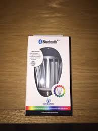 MagicLight Smart RGBW Bluetooth Light Bulb Review