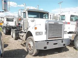 100 Day Cab Trucks For Sale 2006 FREIGHTLINER FLD120 Truck Auction Or Lease