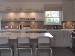 yellow and gray kitchen contemporary kitchen mancini