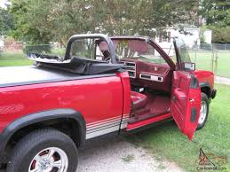 Dodge Sport Truck For Sale Beautiful 1989 Dodge Dakota Sports ...