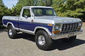 No Reserve: 1978 Ford F-150 Ranger 4x4 4-Speed For Sale On BaT ...