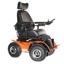 fauteuil tout terrain electrique handicat