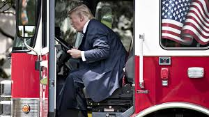 President Trump Plays In Fire Truck At The White House - The Drive Makeawish Gettysburg My Journey By Doris High Nanuet Fire Engine Company 1 Rockland County New York Zealand Service To Overhaul Firetrucks With Te Reo M Ori Engine Ride Ads Buy Sell Used Find Right Price Here Jilllorraine Very Own Truck Best Choice Products Toy Electric Flashing Lights And Wolo Truck Air Horns And High Pressor Onboard Systems Small Tonka Toys Fire Engine Lights Sounds Youtube Review 2015 Hess And Ladder Rescue Words On The Word Not Your Ordinary Book We Know What Little Kids Really