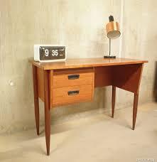 vintage design desk style houten vintage bureau tafel