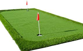 Ultimate Portable Green Practice Golf at Home or In the fice