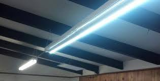 8 foot 36w led replacement bulb for fluorescent fixtures