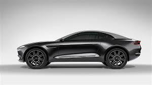 2019 Aston Martin DBX Design pleted Luxury SUV To Ride DB11