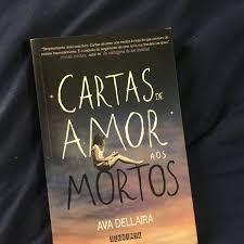 Livro Carta De Amor Aos Mortos Livro Usado 30558762 Enjoei