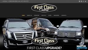 First Class Customs Sprinter Van Conversions