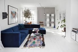 eine farbkombi 6 styles wohnzimmer in blau grau und weiß