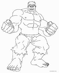 Hulk Pictures To Print Hulkbuster Coloring Pages