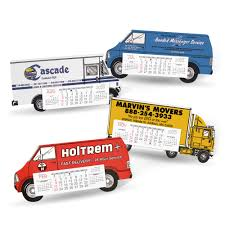 100 Custom Toy Trucks Printed Truck Calendars On The Ball Promotions