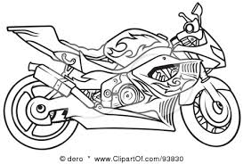 Free Printable Motorcycle Coloring Pages 18 13 For Kids Print Color Craft Motorbike