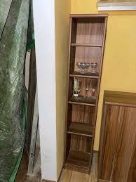 wohnzimmer esszimmer möbel nussbaum nachbildung