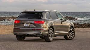 2017 Audi Q7 SUV Pricing For Sale