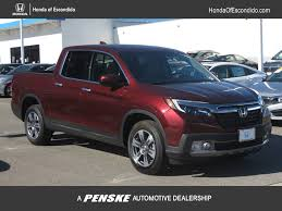 100 All Wheel Drive Trucks New 2019 Honda Ridgeline RTLE AWD Truck In Escondido 79606 Honda