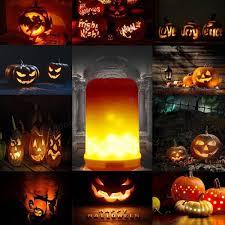 fabulous halloweenlickering light bulbs bulb effect