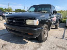 100 1994 Mazda Truck BSeries Pickup B2300 In High Point NC Used Cars For