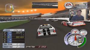 Bad But Fast) NASCAR Thunder 2002 Career Mode At Richmond Race 10/12 ...