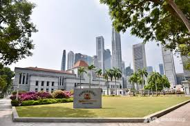100 Singapore House Parliament To Discuss CPF Payouts Financial Obligations Of