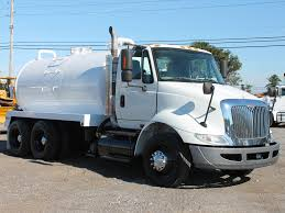 2010 INTERNATIONAL TRANSTAR 8600 SEPTIC TANK TRUCK FOR SALE #2688