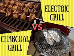 Patio Bistro 240 Instructions by The Electric Grill Vs Charcoal Grill What U0027s The Difference