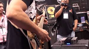 2x10 Bass Cabinet Shootout by Tecamp Virtue Cab Namm 2014 Youtube